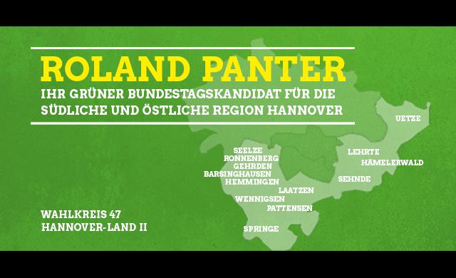 Roland Panter ist unser Kandidat für den Bundestag