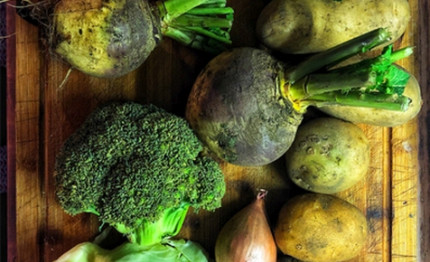 Regional Einkaufen mit solidarischer Landwirtschaft